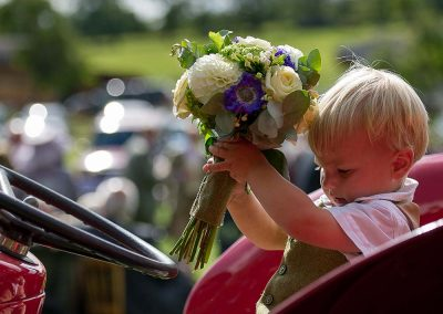 Page Boy - Abbie Digweed - Your Cotswold Florist