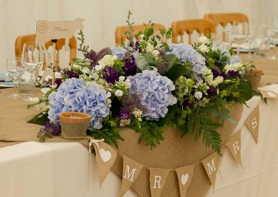 Top Table - Abbie Digweed - Your Cotswold Florist